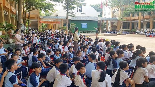CLB Caravan Doanh nhân: Đồng hành cùng An toàn Giao thông học đường